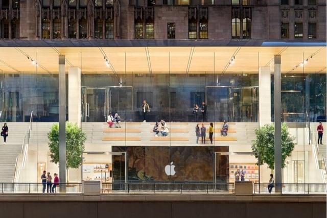 Mỹ: Giữa tâm dịch Covid-19, Apple, Google rục rịch mở cửa trở lại - 1