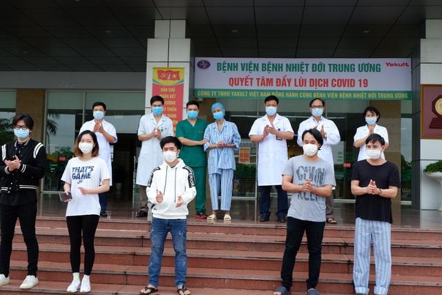 Hành trình khỏi bệnh của một trong những ca Covid-19 phức tạp nhất Việt Nam - 1