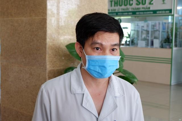Hành trình khỏi bệnh của một trong những ca Covid-19 phức tạp nhất Việt Nam - 4