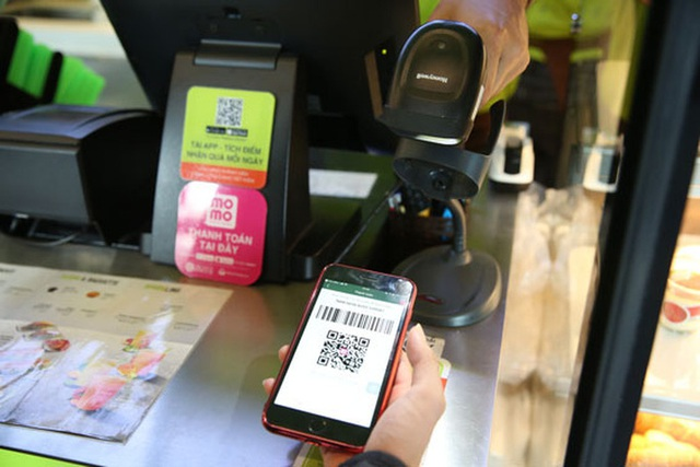 Dùng ví điện tử, không xác thực sẽ bị khóa tài khoản