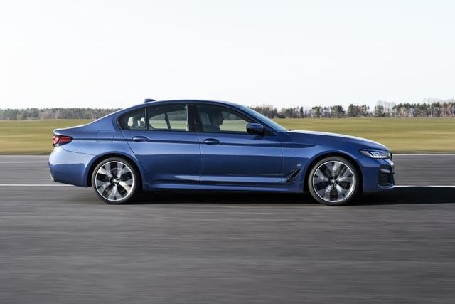 Chi tiết BMW 5-Series phiên bản nâng cấp 2021 - 22