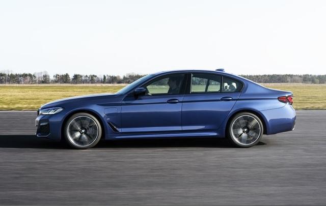 Chi tiết BMW 5-Series phiên bản nâng cấp 2021 - 5