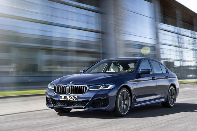 Chi tiết BMW 5-Series phiên bản nâng cấp 2021 - 1