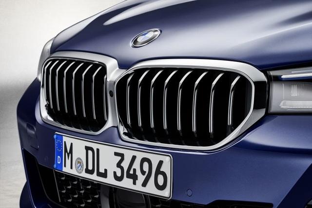 Chi tiết BMW 5-Series phiên bản nâng cấp 2021 - 7