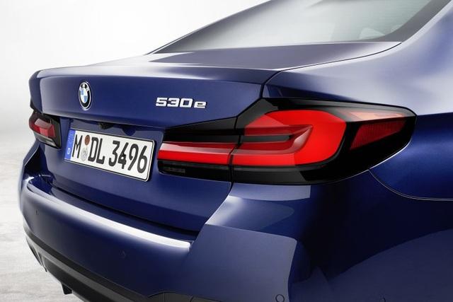 Chi tiết BMW 5-Series phiên bản nâng cấp 2021 - 12