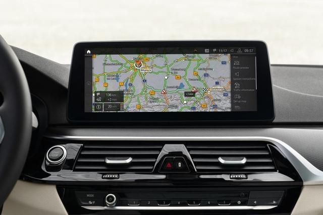 Chi tiết BMW 5-Series phiên bản nâng cấp 2021 - 18