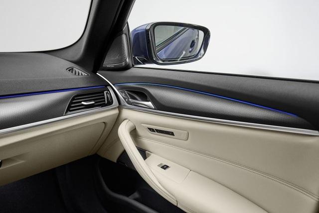 Chi tiết BMW 5-Series phiên bản nâng cấp 2021 - 20