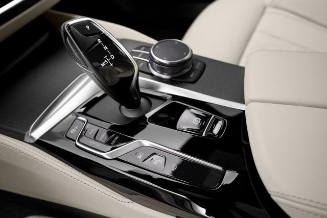 Chi tiết BMW 5-Series phiên bản nâng cấp 2021 - 19