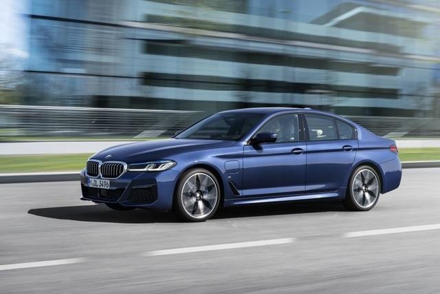 Chi tiết BMW 5-Series phiên bản nâng cấp 2021 - 10