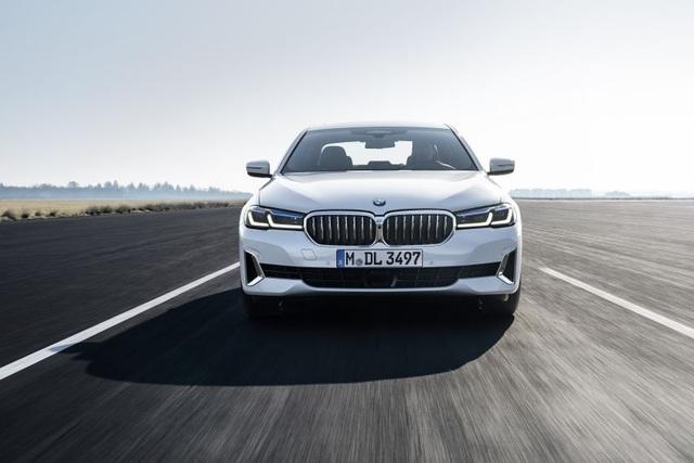 Chi tiết BMW 5-Series phiên bản nâng cấp 2021 - 25