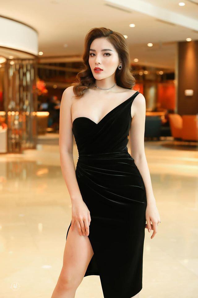"""Hoa hậu Kỳ Duyên: """"Tôi không lạnh lùng, chảnh chọe"""" - 2"""