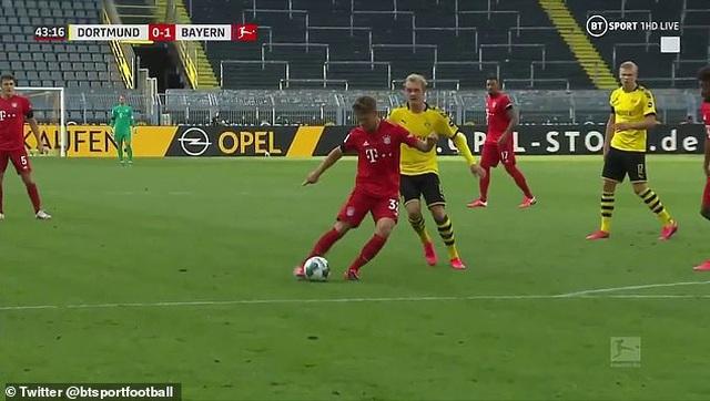 Dortmund 0-1 Bayern Munich: Siêu phẩm của Joshua Kimmich - 2