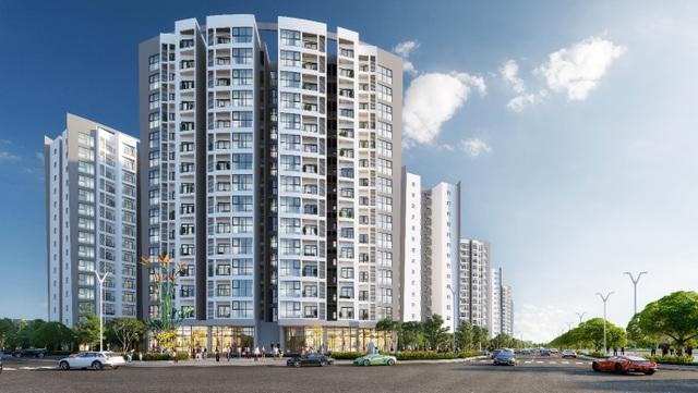 """Tập đoàn BRG ra mắt toà căn hộ đẹp nhất – Central Garden –  """"tầm nhìn triệu đô """" tại KĐT Le Grand Jardin - 2"""