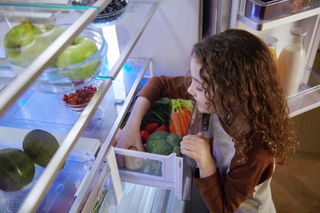 Tủ lạnh nào giúp bảo quản rau củ tươi ngon lâu? - 1