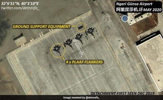 Trung Quốc mở rộng căn cứ quân sự gần khu vực căng thẳng với Ấn Độ - 2