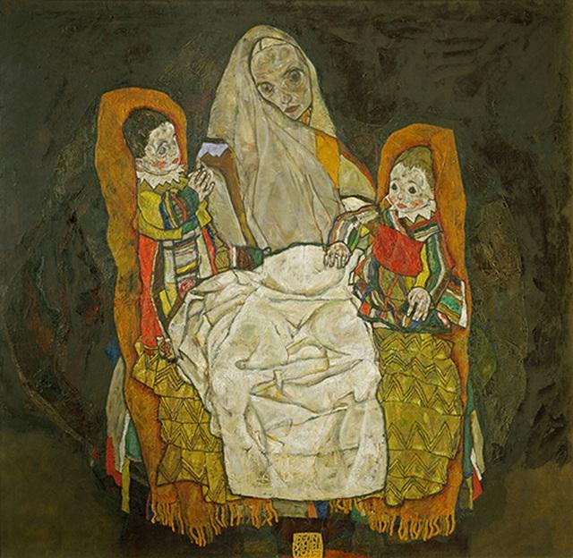 """Chiêm ngưỡng kiệt tác hội họa trăm năm tại triển lãm số """"Hình ảnh và khoảng cách"""" - 3"""