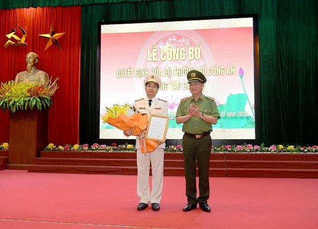 Giám đốc Công an Hòa Bình làm Phó Chánh Thanh tra Bộ Công an - 2