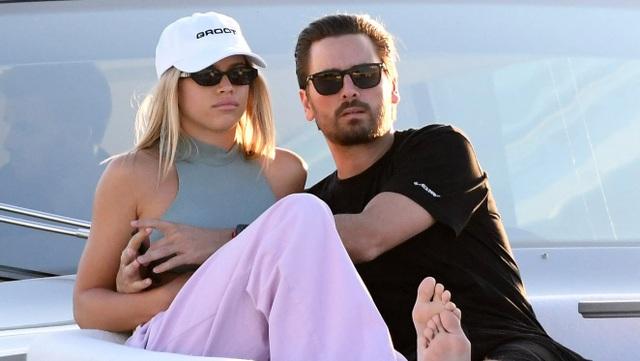 Người mẫu Sofia Richie chia tay bạn trai hơn 16 tuổi - 1