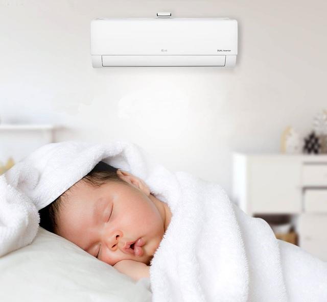 Sử dụng điều hòa đúng cách để bảo vệ sức khỏe mùa nắng nóng - 1