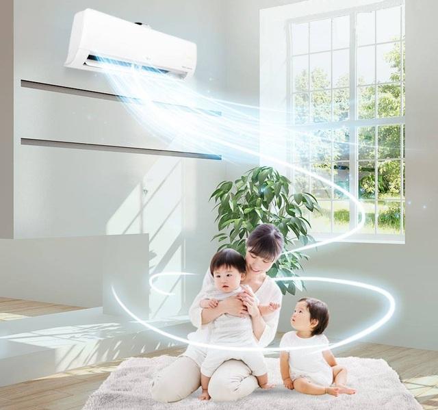 Sử dụng điều hòa đúng cách để bảo vệ sức khỏe mùa nắng nóng - 2