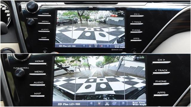 Camera 360 3D SAFEVIEW LD900 - Công nghệ an toàn 4.0 vượt trội - 4