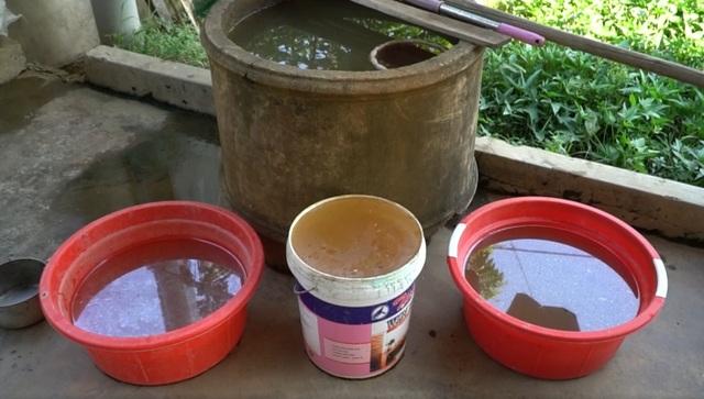 """Dự án cấp nước """"treo"""" 8 năm, dân mỏi mòn dùng nước bẩn! - 1"""