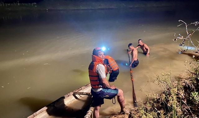 Tìm thấy nạn nhân đuối nước