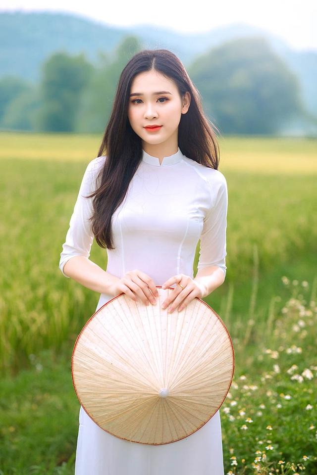 Á khôi Sinh viên Việt Nam 2018 Nguyễn Thảo Vi.