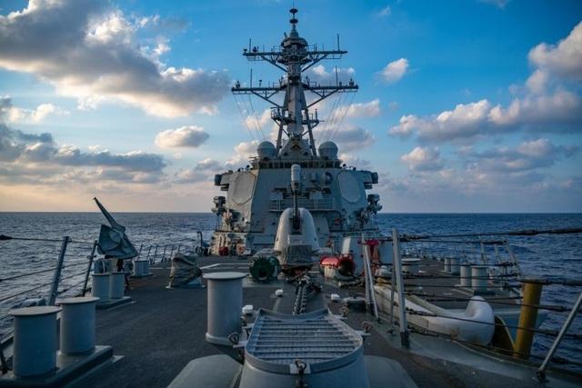 Khẩu chiến Mỹ - Trung có thể khơi mào xung đột ở Biển Đông - 1