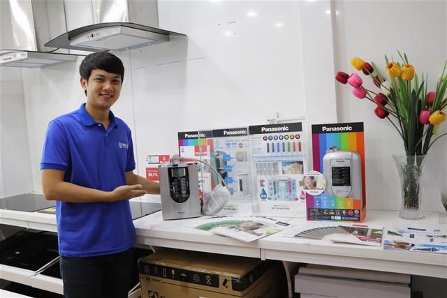 Bếp XANH – Nhà phân phối máy lọc nước nước điện giải uy tín hàng đầu - 1