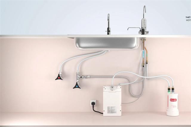 Bếp XANH – Nhà phân phối máy lọc nước nước điện giải uy tín hàng đầu - 4