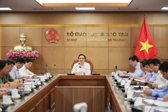 Bộ trưởng: Đảm bảo an toàn tuyệt đối kỳ thi tốt nghiệp THPT 2020 - 1