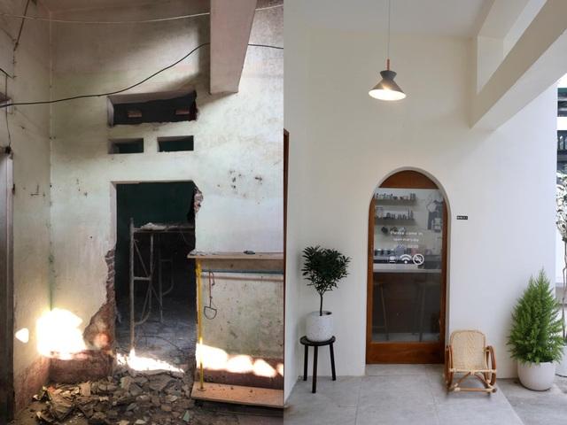Ngỡ ngàng trước ngôi nhà cũ rích lột xác thành quán cà phê thời thượng - 8