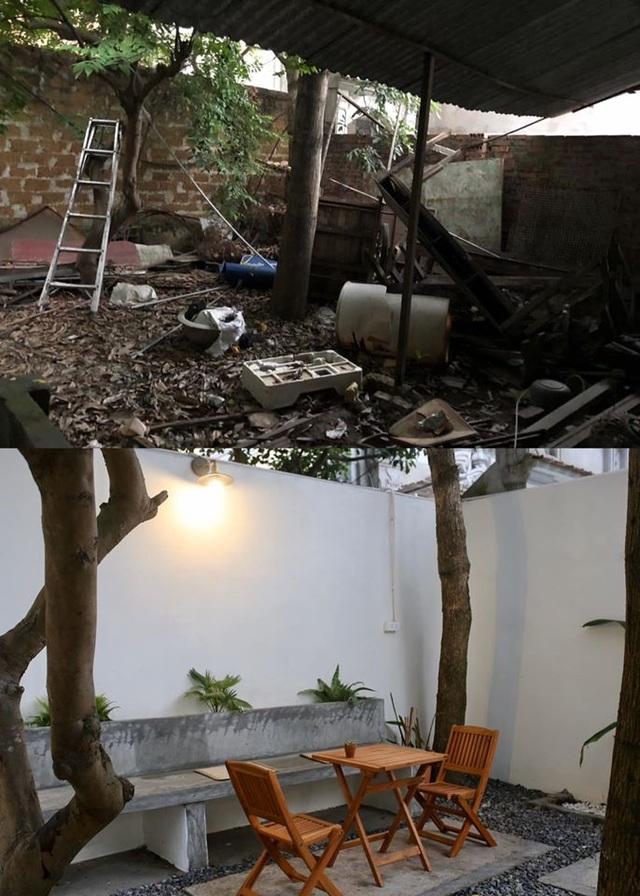 Ngỡ ngàng trước ngôi nhà cũ rích lột xác thành quán cà phê thời thượng - 5