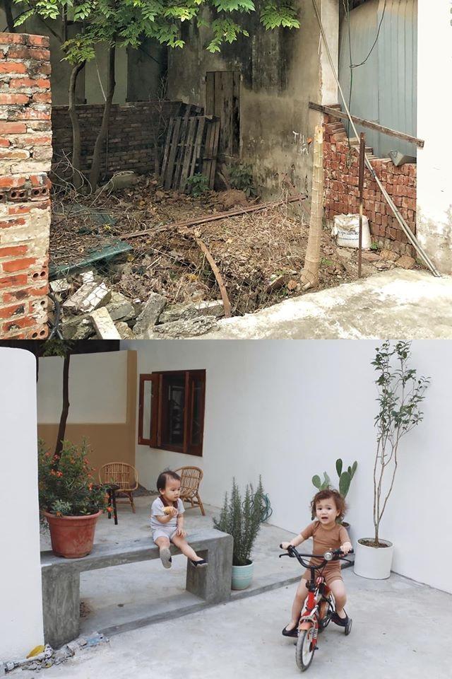 Ngỡ ngàng trước ngôi nhà cũ rích lột xác thành quán cà phê thời thượng - 11