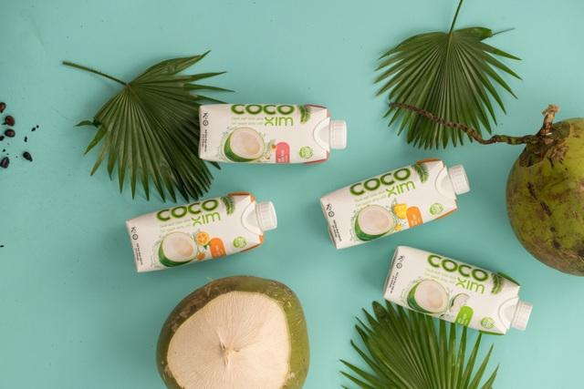 Nước dừa đóng hộp, một trong những món giải khát hấp dẫn mùa hè - 2