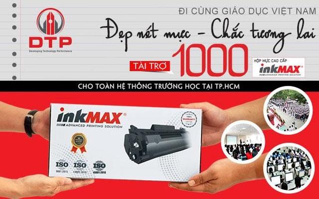 Hỗ trợ sau Covid: Sẽ tặng 1000 hộp mực inkMax cho các trường tại TP.HCM - 1