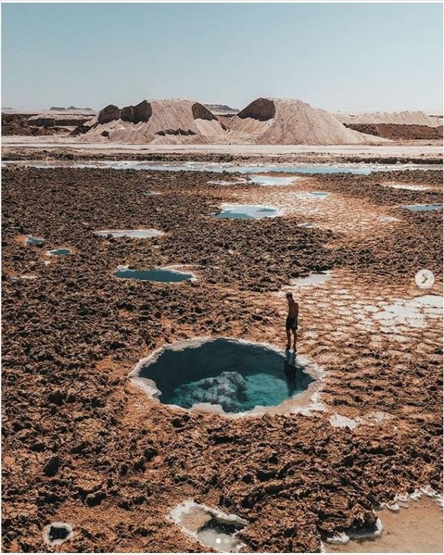 Độc đáo và tuyệt đẹp những hồ nước dành cho người không biết bơi - 2