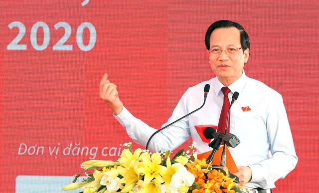 Bộ trưởng Đào Ngọc Dung: 40% kỹ năng lao động không hợp trong 15 năm tới - 1