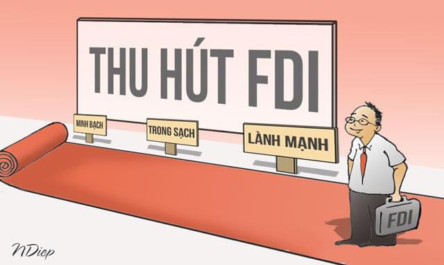 """FDI là thể diện, không phải """"giá nào cũng ăn"""" - 1"""