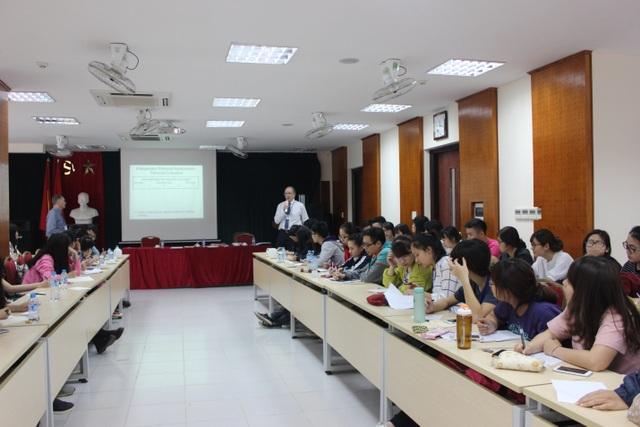 HV Chính sách và Phát triển hợp tác đào tạo với ĐH Middlesex University - 2