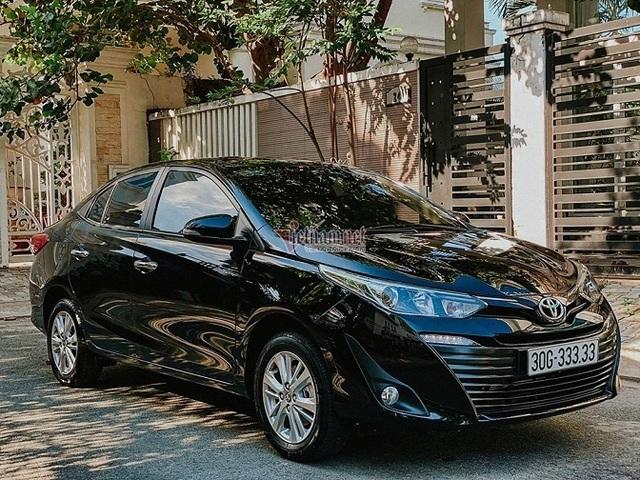 Mua Toyota Vios trúng biển ngũ quý 3, sang tên lãi ngay 1 tỷ - 1