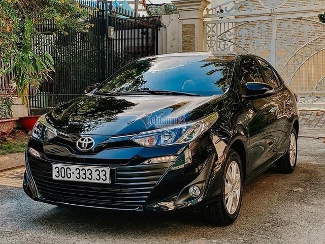Mua Toyota Vios trúng biển ngũ quý 3, sang tên lãi ngay 1 tỷ - 2