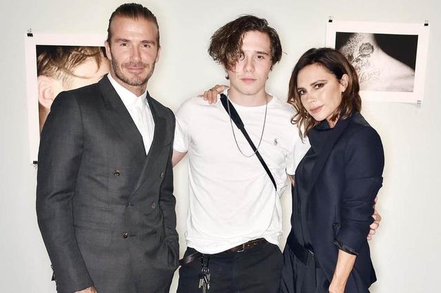 Tình trường ấn tượng của cậu cả nhà Beckham - 1
