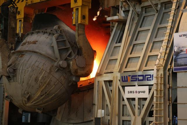 Hòa Phát ký hợp đồng xuất khẩu phôi thép giá trị trên 1000 tỷ đồng sang Trung Quốc - 1