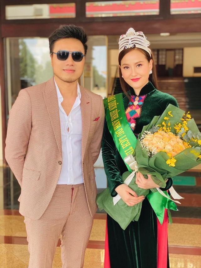 Người đẹp Khánh Ngân là đại diện hình ảnh du lịch tỉnh Đắk Nông - 2