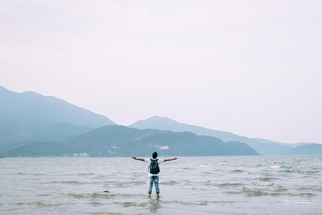 Ngẩn ngơ vẻ đẹp rạn đá Nam Ô ở Đà Nẵng - 5