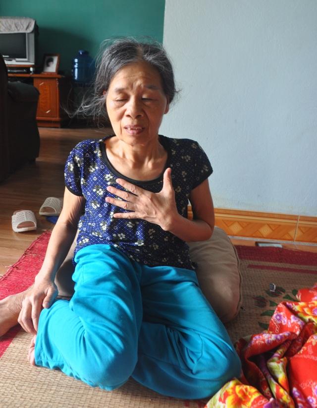 Người bà ở cận kề cái chết nuôi cháu mồ côi được bạn đọc Dân trí giúp đỡ - 2