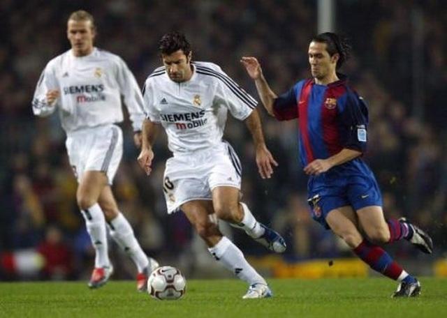 """Figo chia sẻ về việc """"đào tẩu"""" sang Real Madrid từ Barcelona - 1"""