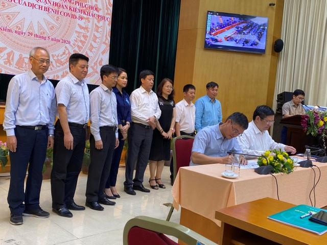 Quận Hoàn Kiếm: Phục hồi, thúc đẩy phát triển du lịch sau dịch bệnh - 4